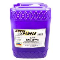 Royal Purple Racing Oil - Royal Purple® XPR® Extreme Performance Racing Oil - Royal Purple - Royal Purple® XPR 20W50 Racing Oil - 5 Gallon Pail