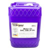 Royal Purple Racing Oil - Royal Purple® High Performance Motor Oil - Royal Purple - Royal Purple® High Performance Motor Oil - SAE 10W30 - 5 Gallon Pail