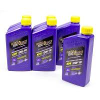 Royal Purple Racing Oil - Royal Purple® XPR® Extreme Performance Racing Oil - Royal Purple - Royal Purple® XPR 0w10 Racing Oil - 1 Quart (Case of 6)