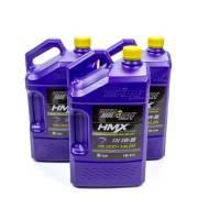 Royal Purple Racing Oil - Royal Purple® HMX® High Mileage Motor Oil - Royal Purple - Royal Purple® HMX™ High Mileage Synthetic Motor Oil -5W30 - 5 Quart Bottle (Case of 3)
