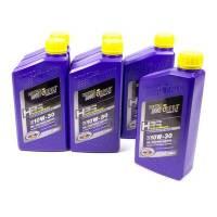 Royal Purple Racing Oil - Royal Purple® HPS® High Performance Street Motor Oil - Royal Purple - Royal Purple® HPS™ High Performance Motor Oil - 10w30 - 1 Quart (Case of 6)