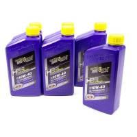 Royal Purple Racing Oil - Royal Purple® HPS® High Performance Street Motor Oil - Royal Purple - Royal Purple® HPS™ High Performance Motor Oil - 10w40 - 1 Quart (Case of 6)