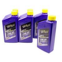Royal Purple Racing Oil - Royal Purple® HPS® High Performance Street Motor Oil - Royal Purple - Royal Purple® HPS™ High Performance Motor Oil - 5w20 - 1 Quart (Case of 6)