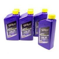 Royal Purple Racing Oil - Royal Purple® HPS® High Performance Street Motor Oil - Royal Purple - Royal Purple® HPS™ High Performance Motor Oil - 5w30 - 1 Quart (Case of 6)