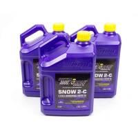 Two-Stroke Oil - Royal Purple Snow 2-C Snowmobile Oil - Royal Purple - Royal Purple® Snow 2-C Snowmobile Oil - 1 Gallon (Case of 3)