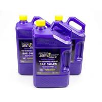 Royal Purple Racing Oil - Royal Purple® High Performance Motor Oil - Royal Purple - Royal Purple® High Performance Motor Oil - 0w20 - 5 Quart Bottle (Case of 3)