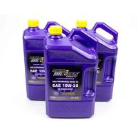 Royal Purple Racing Oil - Royal Purple® High Performance Motor Oil - Royal Purple - Royal Purple® High Performance Motor Oil - 10w30 - 5 Quart Bottle (Case of 3)