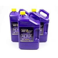 Royal Purple Racing Oil - Royal Purple® High Performance Motor Oil - Royal Purple - Royal Purple® High Performance Motor Oil - 5w30 - 5 Quart Bottle (Case of 3)