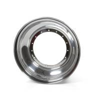 "Sprint Car & Open Wheel - Sander Engineering - Sander Engineering 15"" x 4"" Outer Wheel Half w/ No Lock Ring"