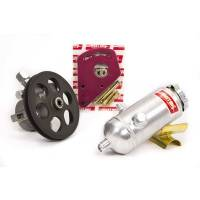 Sweet Power Steering Kit with Aluminum Pump Block Mount