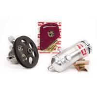 Sweet Power Steering Kit with Steel Pump Block Mnt