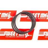 Steering System Gaskets and Seals - Power Steering Seals - Sweet Manufacturing - Sweet Seal Kit Glide Ring 4pc