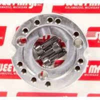 Air & Fuel System - Sweet Manufacturing - Sweet Fuel Pump Adapter w/Bolt