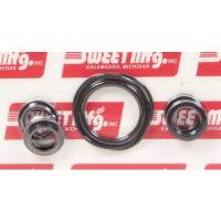 "Steering System Gaskets and Seals - Power Steering Seals - Sweet Manufacturing - Sweet Seal Kit for 1-3/8"" Dual Piston Power Steering Cylinder (#SWE302-32063)"