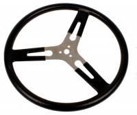 "Sweet Manufacturing - Sweet 15"" Flat Aluminum Steering Wheel - Image 2"