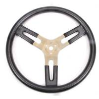"Mini / Micro Sprint Steering - Mini Sprint Steering Wheels - Sweet Manufacturing - Sweet 17"" Flat Aluminum Steering Wheel"
