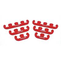 """Sprint Car & Open Wheel - Taylor Cable Products - Taylor Clip-On Style Wire Separator Kit - Red - Taylor """"409"""", 10.4mm Plug Wire Size"""