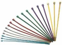 "Taylor Cable Products - Taylor Wire Ties - Red - 8"" Length, 1/16"" - (10 Pack) - Image 2"