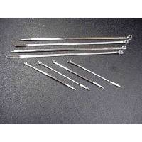 "Tools & Pit Equipment - Taylor Cable Products - Taylor Chrome Plated Cable Wire Ties - 8"" Length"