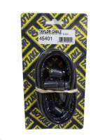 Taylor Cable Products - Taylor 8mm Spiro Pro Spark Plug Wire Repair Kit - Includes 135 Degree Plug Boot/Terminal (Black) - Image 2