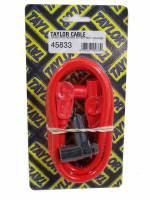 Taylor Cable Products - Taylor 8mm Spiro Pro Spark Plug Wire Repair Kit - Includes 90 Degree/180 Degree Plug Boots(Orange) - Image 2