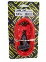 Taylor Cable Products - Taylor 8mm Spiro Pro Spark Plug Wire Repair Kit - Includes 90 Degree/180 Degree Plug Boots(Orange) - Image 3
