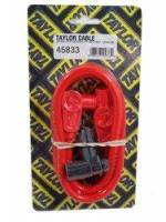 Taylor Cable Products - Taylor 8mm Spiro Pro Spark Plug Wire Repair Kit - Includes 90 Degree/180 Degree Plug Boots(Orange) - Image 4