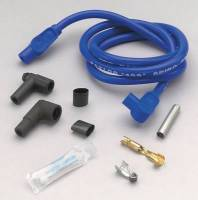Taylor Cable Products - Taylor 409 Pro Race Spark Plug Wire Repair Kit - Spiral-Wound Core(Blue) - Image 4