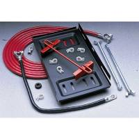 Battery - Battery Boxes & Mounts - Bolt-In - Taylor Cable Products - Taylor Single Trunk Mount Battery Relocation Kit