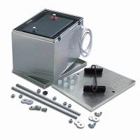 Battery - Battery Boxes & Mounts - Bolt-In - Taylor Cable Products - Taylor Aluminum Battery Box w/ Hold Down Components