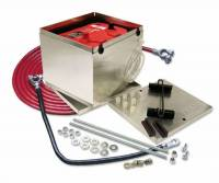 "Taylor Cable Products - Taylor Aluminum Battery Box - 11.25"" x 9.5in. x 8.75"" - Image 2"