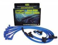 Taylor Cable Products - Taylor 8mm High Energy Ignition Wire Set - Custom Fit(Blue) - Image 4