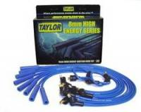 Taylor Cable Products - Taylor 8mm High Energy Ignition Wire Set - Custom Fit(Blue) - Image 2