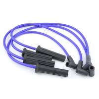 Taylor Cable Products - Taylor 8mm Spiro Pro Ignition Wire Set - Custom Fit(Blue) - Image 1