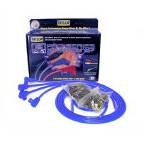 Taylor Cable Products - Taylor 8mm Spiro Pro Ignition Wire Set - Universal Fit(Blue) - Image 1