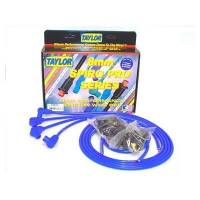 Taylor Cable Products - Taylor 8mm Spiro Pro Ignition Wire Set - Universal Fit(Blue) - Image 4