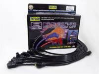 Taylor Cable Products - Taylor 8mm Spiro Pro Ignition Wire Set - Custom Fit(Black) - Image 2