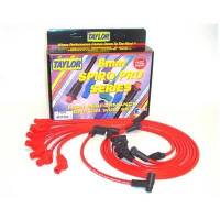 Taylor Cable Products - Taylor 8mm Spiro Pro Ignition Wire Set - with HEI(Red) - Image 4