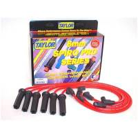 Taylor Cable Products - Taylor 8mm Spiro Pro Ignition Wire Set - Custom Fit(Red) - Image 4