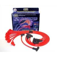 Chevrolet 2500/3500 Ignitions and Electrical - Chevrolet 2500/3500 Ignition Components - Taylor Cable Products - Taylor 8mm Spiro Pro Ignition Wire Set - Custom Fit(Red)