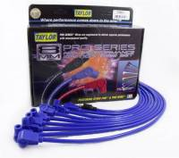 Taylor Cable Products - Taylor 8mm Spiro Pro Ignition Wire Set - Custom Fit(Blue) - Image 2