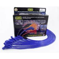 Taylor Cable Products - Taylor 8mm Spiro Pro Ignition Wire Set - Custom Fit- without HEI(Blue) - Image 1