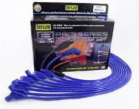 Taylor Cable Products - Taylor 8mm Spiro Pro Ignition Wire Set - Custom Fit- without HEI(Blue) - Image 2