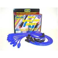 Taylor Cable Products - Taylor 8mm Spiro Pro Ignition Wire Set - Custom Fit(Blue) - Image 4