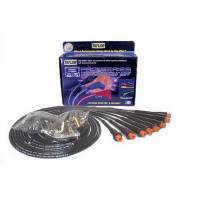 Taylor Cable Products - Taylor 8mm Spiro Pro Ignition Wire Set - Universal Fit(Black) - Image 1