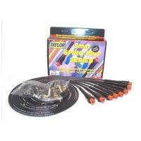Taylor Cable Products - Taylor 8mm Spiro Pro Ignition Wire Set - Universal Fit(Black) - Image 4