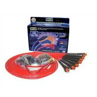 Taylor Cable Products - Taylor 8mm Spiro Pro Ignition Wire Set - Universal Fit(Red) - Image 1