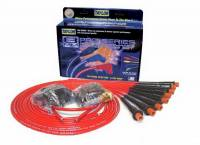 Taylor Cable Products - Taylor 8mm Spiro Pro Ignition Wire Set - Universal Fit(Red) - Image 2