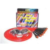 Taylor Cable Products - Taylor 8mm Spiro Pro Ignition Wire Set - Universal Fit(Red) - Image 4