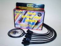 Taylor Cable Products - Taylor 8mm Spiro Pro Ignition Wire Set - Race Fit(Black) - Image 3